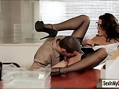 latina secretary alexa tomas fucked in the office by her boss