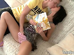 teen cream pie