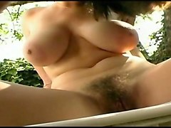 big boobs mom fucks her young boy in public