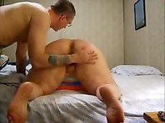 BBW Spank N Fuck Cream Pie