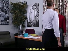 dakota vixin office secretary hard sex